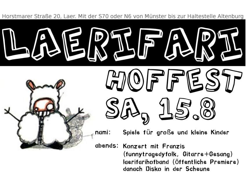 Hoffest 2009